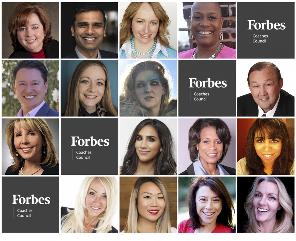 I shared a powerful coaching question I use with clients in Forbes!